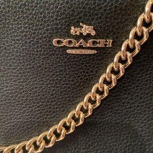 Definitely Like New Condition! Black Coach purse